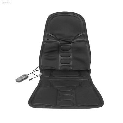 11C524E Electric Heated Seat Cushion Car Home Back Neck Relaxation Massage Pad