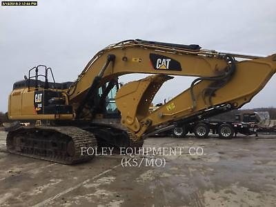 2011 CATERPILLAR 349ELVG Hydraulic Excavators