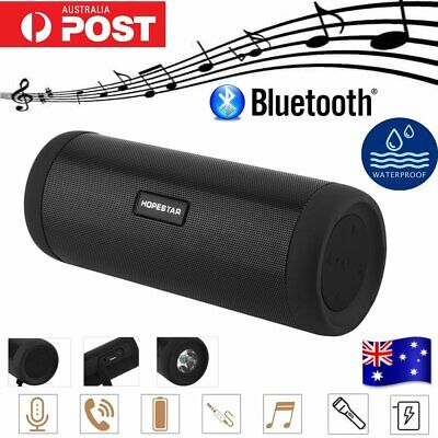 Portable Wireless Bluetooth Speaker Stereo Super Bass USB/TF/FM Radio Outdoor WE