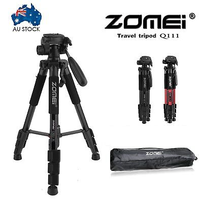 Zomei Q111 Professional Compact Handy Aluminium Tripod,Ball Head for DSLR  New