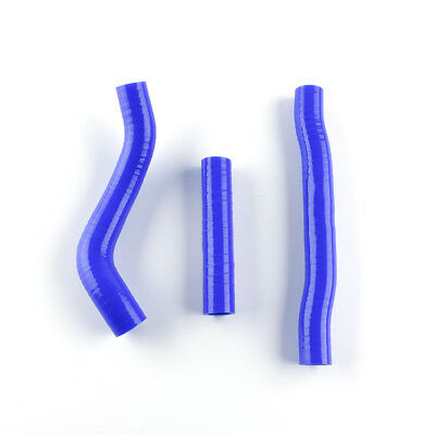 RADIATOR HOSES SILICONE For  KTM 250 SXF 250 350 16-18 2016 2017 2018 Blue