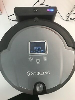 Stirlng Robot Vacuum Cleaner -Used