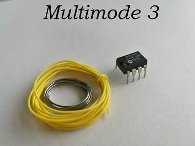 MultiMode 3 MM3 Modchip for Playstation 1 (PSX, PS1, PSone, modchip, chip)