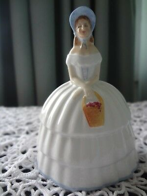Francesca Art China (Staffordshire)  Figurine by k. Taylor