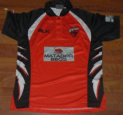 "South Australia Cricket Shirt - Chadd Sayer Medium Size ""New"""