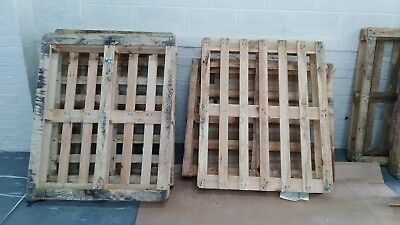Bulky & heavy duty industry pallets for sell X 9