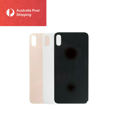 iPhone X OEM Original Glass Back Cover Housing with Adhesive Replacement