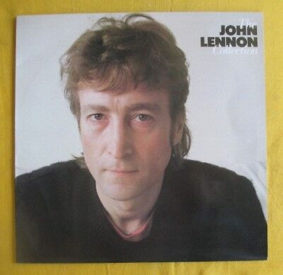 John Lennon (The Beatles) Lp - The Collection, exc