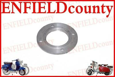 New Lambretta Genuine Crankshaft Oil Seal Plate Bride Flansch Gp Sx Li S Tv @aus
