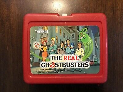 Vintage Real Ghostbusters Lunchbox