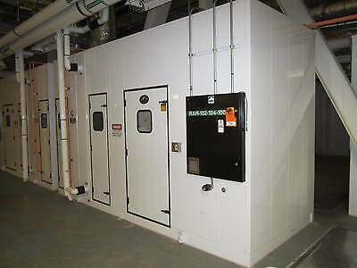17kCFM Huntair air makeup Cleanroom handler Hepa ULPA Filter & VFD Control AHU