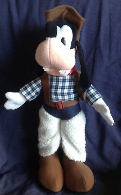 Western Sherriff Goofy toy / doll / collectable