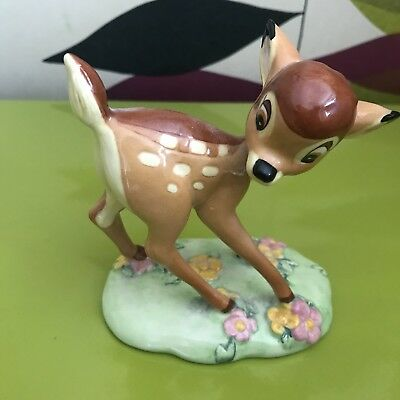 Limited Edition ROYAL DOULTON SHOWCASE COLLECTION WALT DISNEY ' Bambi '