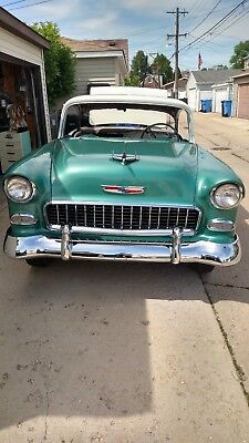 1955 Chevrolet Bel Air/150/210 Sports Coupe 1955 Chevy BelAir Sport Coupe