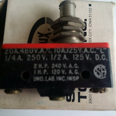 Sioux 18203 Limit Pressure Switch For Sioux 680, 684, 689 Vg Machines