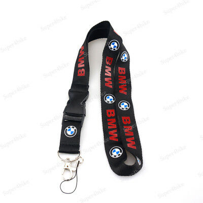Lanyard Straps Neck Keychain Phone Card Holder For BMW S1000RR S1000XR R1200GS