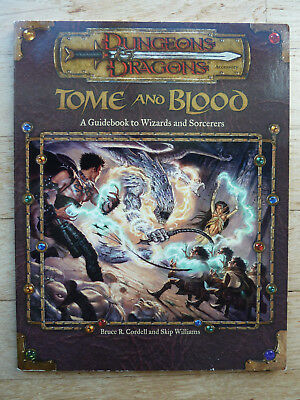 *** Dungeons and Dragons *** Tome and Blood ***