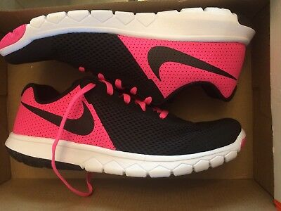 info for 35470 86823 NIKE Flex Experience 5 GS Big Kid's 844991 600 Sz 6.5 Youth PINK WHITE BLACK
