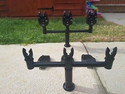 Fox Black Label Buzz Bars/alarms/stage Stands