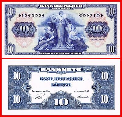 Copy--Reproductions--10 Mark--Germany--Unc
