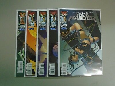 Tomb Raider 5 Different From:#36-44, 8.5/VF+ (1999-2004)