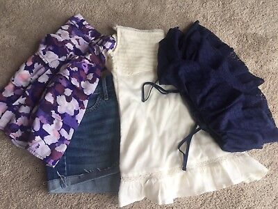 Large Girls Gap/Hollister Summer Clothing Lot, Size XS-S NWOT