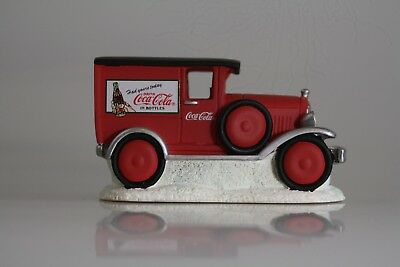 Coca Cola - Town Square Collection - Red Delivery Truck