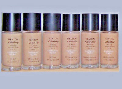 Revlon - Color Stay Foundation Soft Flex - Normal & Combo Skin - Pick Your Shade