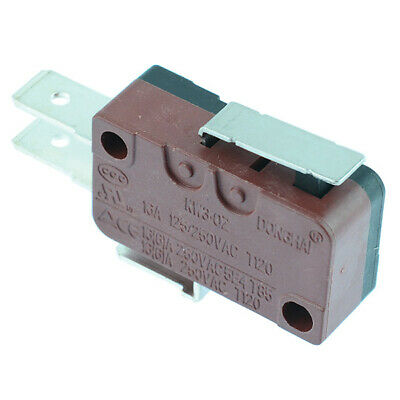 Short Lever V3 Microswitch SPDT 16A Micro Switch