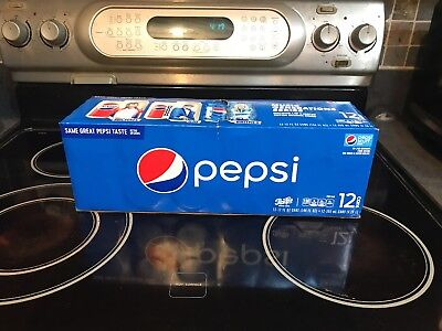 Michael Jackson 12 Pepsi cans UNOPENED music generation series 2018 limited ed