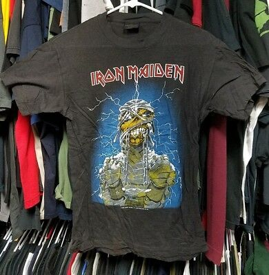41975e05fe570 ORIGINAL 1996 IRON Maiden Best Of The Beast Tour T-Shirt XL Vintage ...