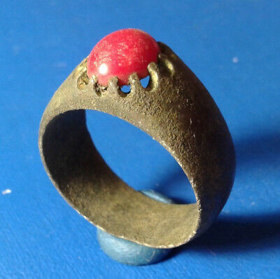 Medieval Bronze Ring.