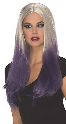 Sassy Wig Long Bangs Fancy Dress Up Halloween Adult Costume Accessory 3 COLORS