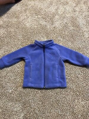 Columbia Jacket Size 6-12 Months