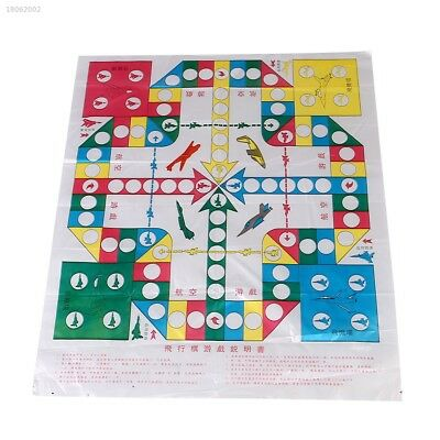 91C0A81 Aeroplane Chess Chess Family Game Intellectual Development Baby Mat Rug