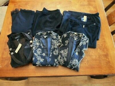 Womens 7 pc Wholesale Clothing Lot NEW Blazers Pants Skirt Retails $596