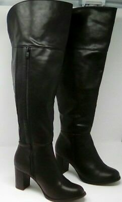 2c4417146df TORRID WOMEN S OVER the Knee Black Boots size 8 wide (8w) -  66.00 ...