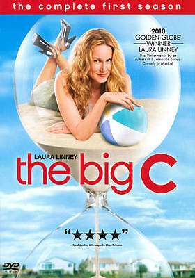 THE BIG C: The Complete First Season (DVD, 2011, 3-Disc Set) - NEW