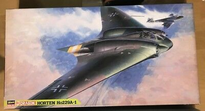 1/48 Luft46 German Fighter Horton Ho-229A-1 [Decals Ruined] - DRAGON