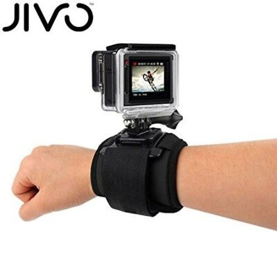 Jivo Go Gear Cuff GoPro Wrist Mount for action cams cameras