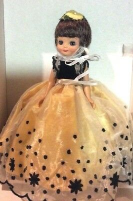 "PRECIOUS  8 ""Tiny Betsy ""Sunshine Pretty"" Dressed Doll Nrfb/Sold Out/Retired!"
