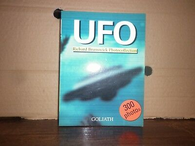 Ufo -Brunswick Collection -Goliath -Fotografie 300- Rarissimo!!!!!!!