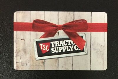 Tractor supply gift card discount