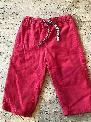 Mini Boden Baby Girls Cords Corduroy Pants - 3 - 6 months