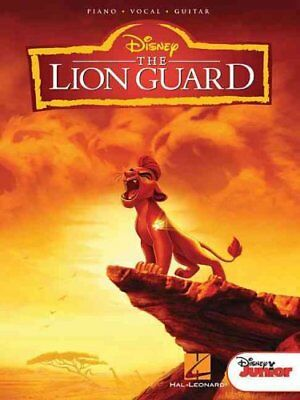 Willis the Lion Guard from Disney Junior Series Soundtrack 9781495058783
