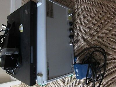 Anritsu MT8860B WLAN/WiFi complete Test Set with laptop, SW and GPIB-USB option