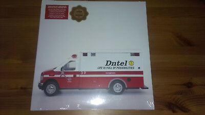 Dntel - Life Is Full Of Possibilities Loser Edition LP Red + White