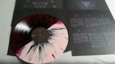 Northlane Node Vinyl LP Gatefold Half Pink/Purple w/ Black Splatter