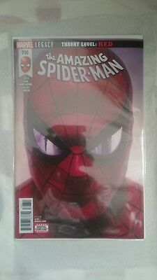 Amazing Spider-Man #796 Alex Ross Cover  / 2018 Marvel Red Goblin 1st Print