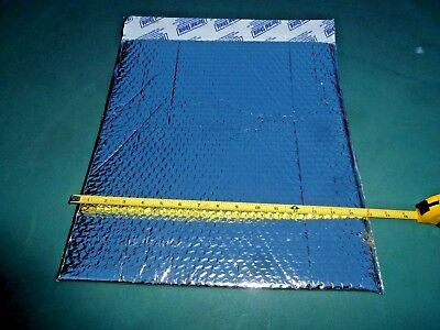 "Thermal Foil Insulated Bubble Shipping Bag Used Once 16"" X 17 Large 1 Only"